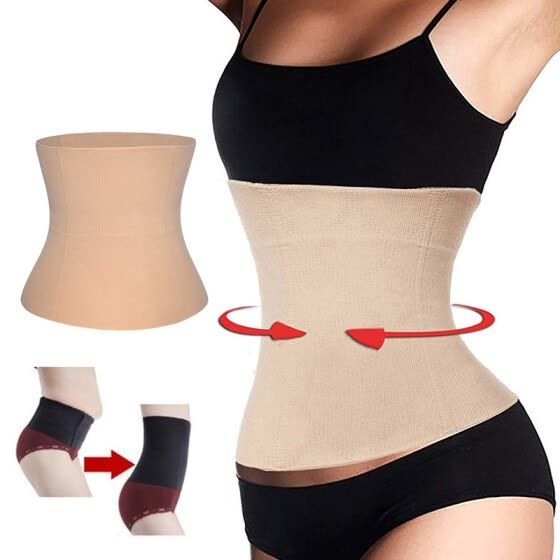 Shop SLIMBELLE Fat Burner Sauna Tummy Tuck Belt Hot Body