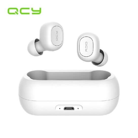 Shop Xiaomi QCY T1C Youth Version Mini Dual V5 0 Wireless