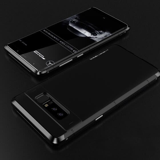 the best attitude 62cd8 c7b43 Shop Luxury For Samsung Galaxy Note 8 Case 360 Full Protection 3in1 ...