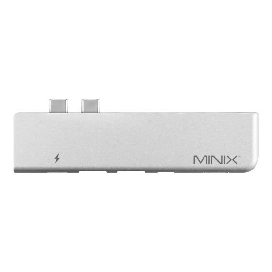 MINIX for NeoC-D USB-C Multiport Adapter for MacBook Pro