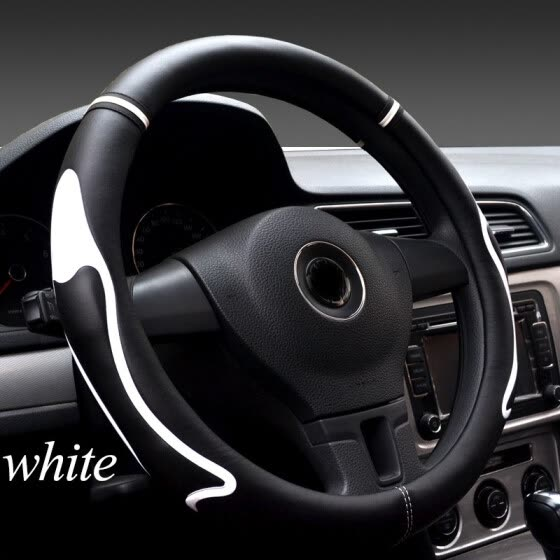 1pcs Car Steering Wheel Cover 36/38/40cm Multi-color Antiskid Comfortable Car interior Accessories protection Car Steering Wheel