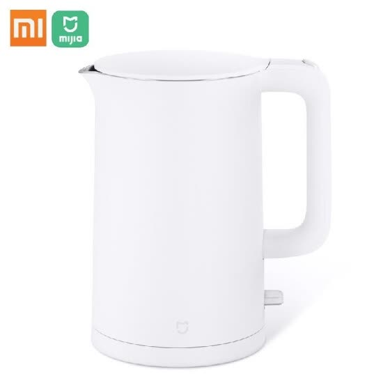 Xiaomi Mijia Electric Kettle 1.5L Tea Pot 304 Stainless Steel Auto Power-off Protection Water Boiler Teapot Instant Heating Kettle