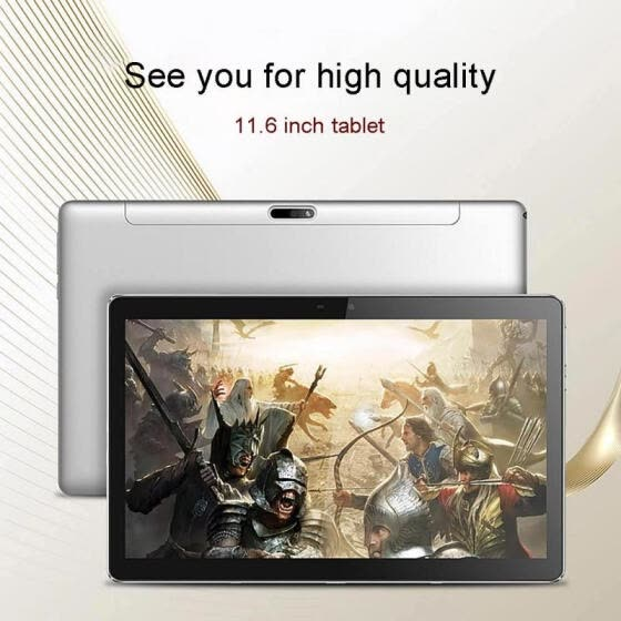X20L 11.6 Inch 4G Android 8.0 10-Core Tablet PC With 3GB RAM 32GB ROM, Type-C Interface - EU Plug