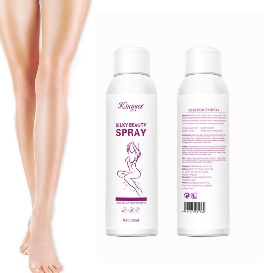 Shop Kingyes Smooth Body Depilatory Foam Hair Removal Spray For