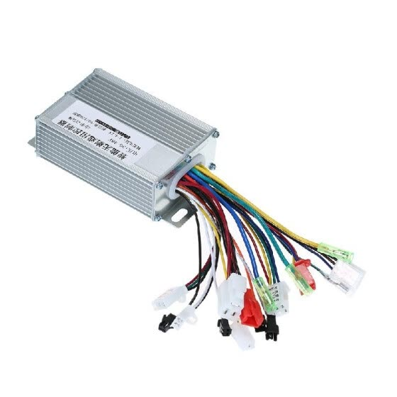 36V//48V 350W Brushless DC Motor Speed Controller For Electric Scooter E-Bike