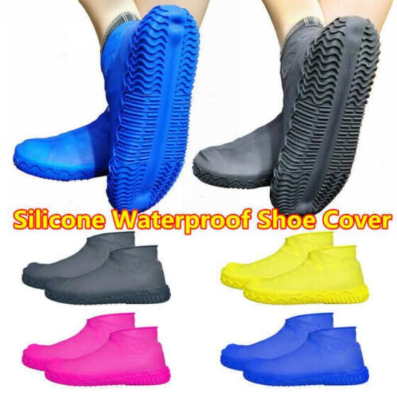 Protector Recyclable Waterproof Cover Shoe Covers Boot Silicone Rain Overshoes
