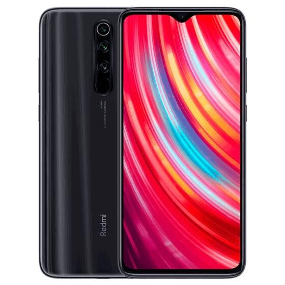 Redmi Note8Pro 6400 million full scene four camera liquid cold game core 4500 mAh long battery NFC 18W fast charge infrared remote con