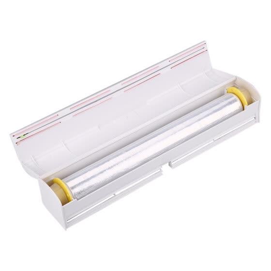 Shop Plastic Food Wrap Dispenser Wrap Cutter Foil and Cling ...