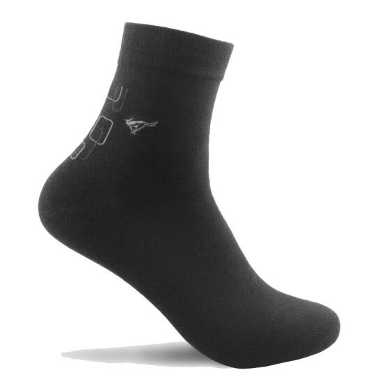 Septwolves Men's Socks, 1 Pair (Random Color)
