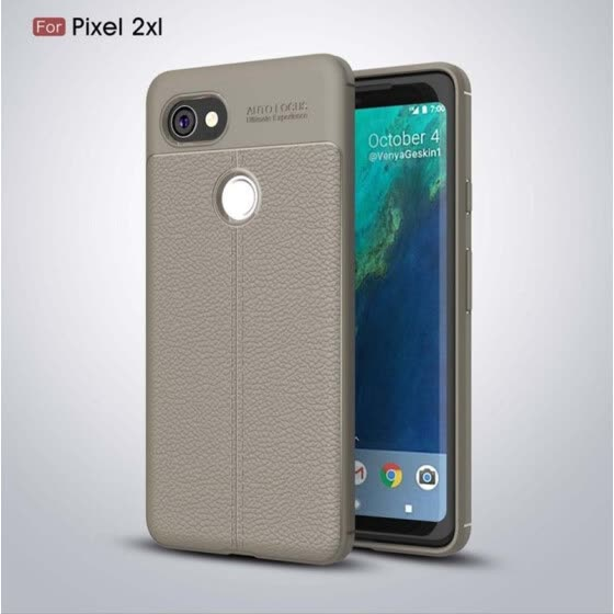 Phone Case For Google Pixel 3xl Lieve Business Dirt-Resistant Plain Super Soft Silicone  Fitted Cases For Google Pixe3