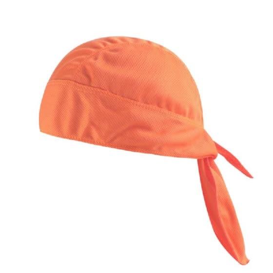 Quick Dry Pure Cycling Cap Headscarf Summer Men Running Riding Bandana  Headscarf Pirate Hat Hood Headband f7e6f2b31078