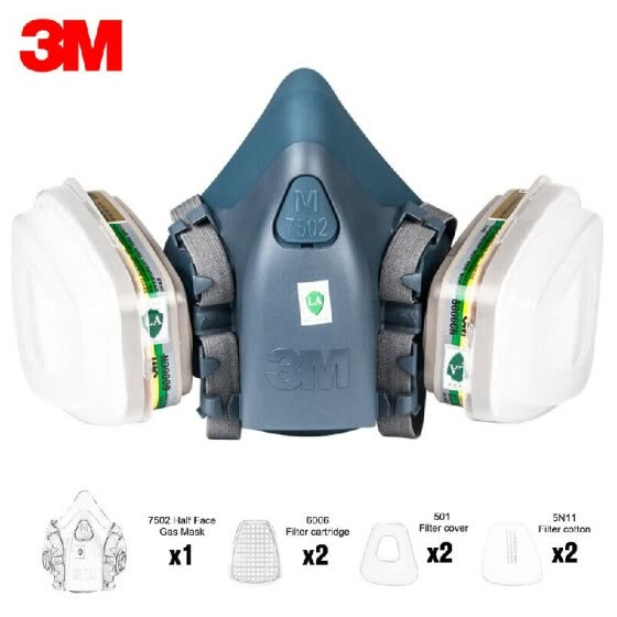 3m mask for virus