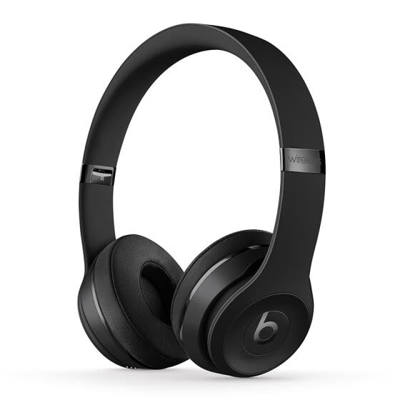 (Alibuy exclusive) Beats Solo3 Bluetooth Earphone Deep Bass Active Noise Cancelling Wireless Over-ear Headphones with Microphone