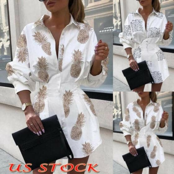 On Down Blouse Shirt Casual