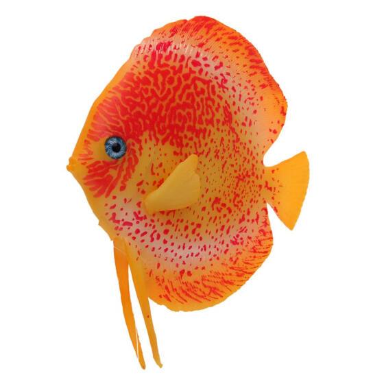 Shop Glowing Aquarium Simulation Fake Artificial Tropical Fish Aquatic Ornament Online From Best Pet Clothing Accessories On Jd Com Global Site Joybuy Com