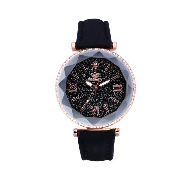 Women Watches Exquistite Simple Starry Leisure Watch Quartz Wristwatch Minimalist Ladies Clock  Relogio Feminino Kol Saati