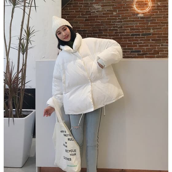 85b1fcd40 Shop Winter 2018 winter 2018 new Korean women's fashion loose ...