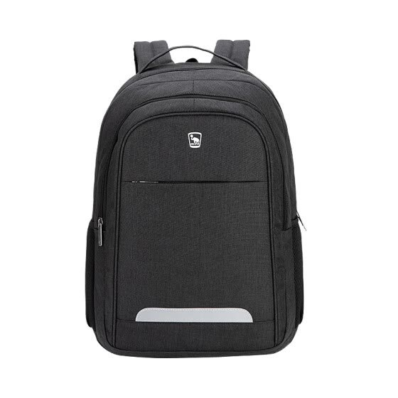 OIWAS backpack laptop bag nylon waterproof 15.6 inch black