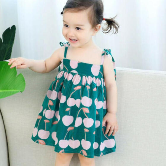 Toddler Infant Kids Baby Girls Summer Dress Princess Party Wedding Dresses