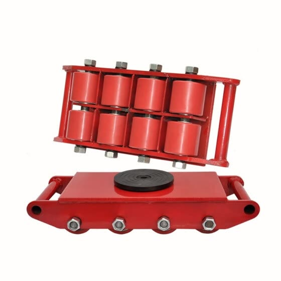 best selling type industrial material handling CRA 40ton manual cargo transport trolley CRA-36T-RW