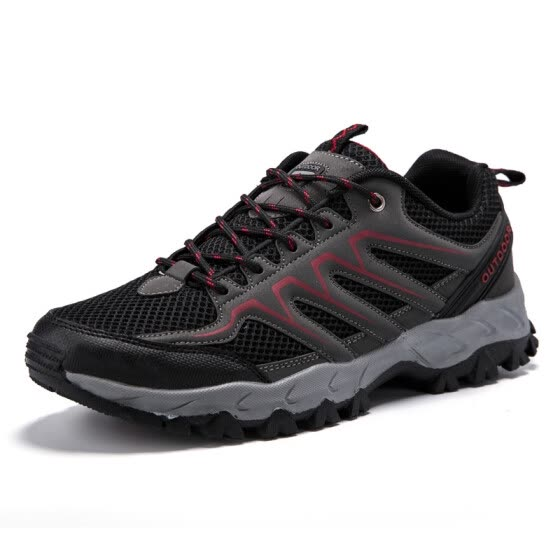 Non-slip wear-resistant outdoor hiking shoes men hiking travel sports shoes casual men's shoes