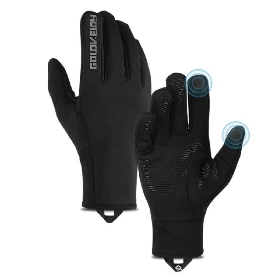 Winter Warm Gloves Men Women Water Resistant Skiing Gloves with Warm Lining For Camping Cycling Driving Skiing Fishing Hiking Clim