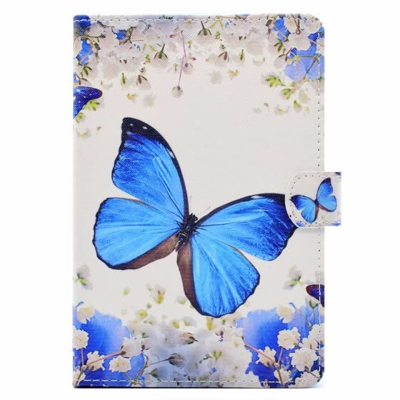 BannerLive TPU Чехол для Apple iPad Mini 2 3 1 Обложка Mini2 Mini3 Funda Coque Flower Bear Wolf Tree Deer Fox Butterfly Reflection