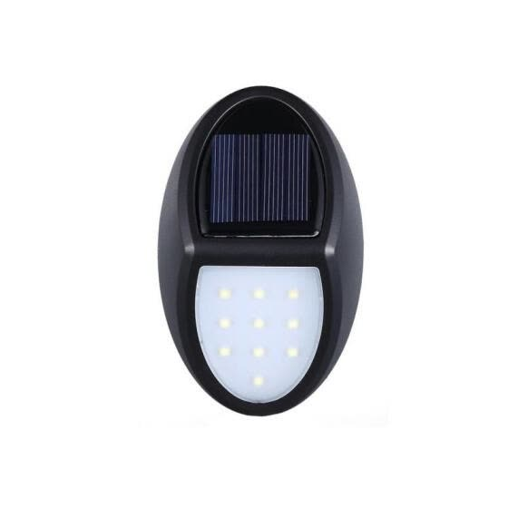 Solar Wall Lights Outdoor 10Leds  Waterproof  Super Bright Lights For Garden,Patio,Yard