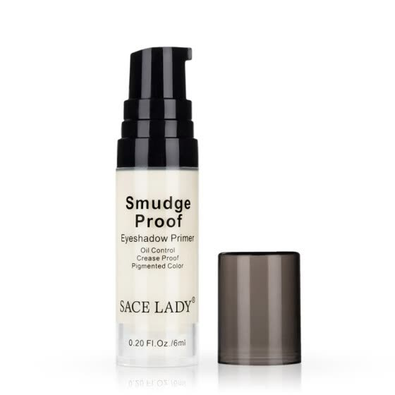 Oil Control Smudge Proof Eyeshadow Primer Base Long Lasting Color Eyelid Foundation Enhance Eye Makeup