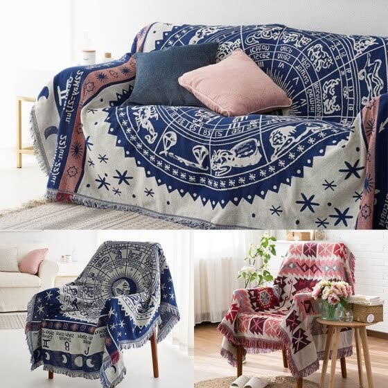 Cotton Sofa Couch Chair Bed