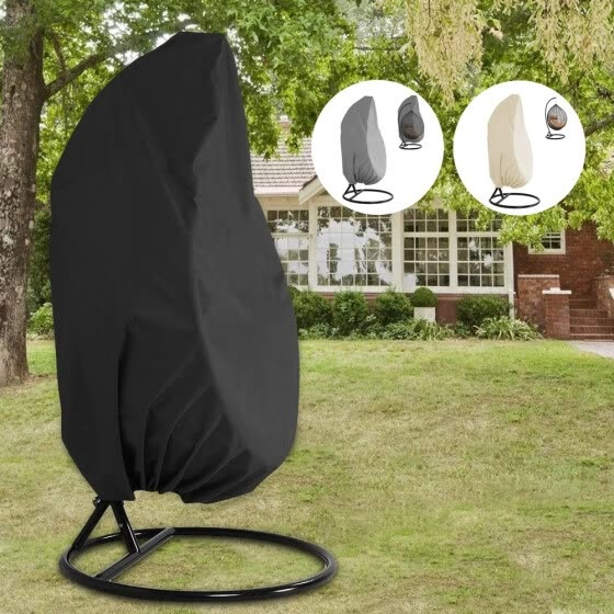 Surprising Shop Outdoor Garden Wicker Swing Seat Chair Cover Waterproof Pdpeps Interior Chair Design Pdpepsorg