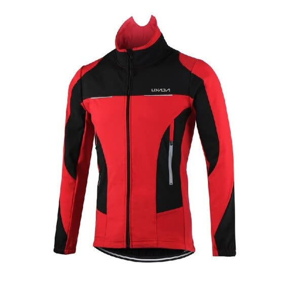 c8d705dad Shop WOLFBIKE Outdoor Sports Winter Cycling Jersey Breathable Men ...