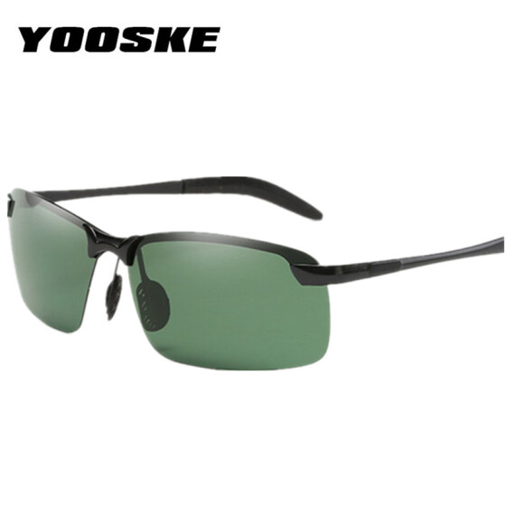 EXCELLENT SHOPPING MEN SQUARE SUNGLASSES for Driving