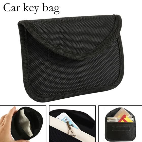 Hot Sale Car Key Shield Key Package Radiation Cell Phone Bag Signal Shielding Bag