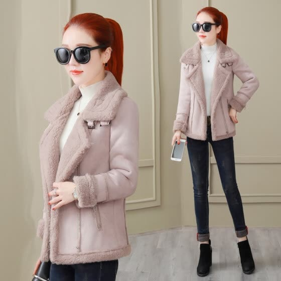 Autumn  winter new men/'s trend thickening fur collar cotton jacket coat jackets