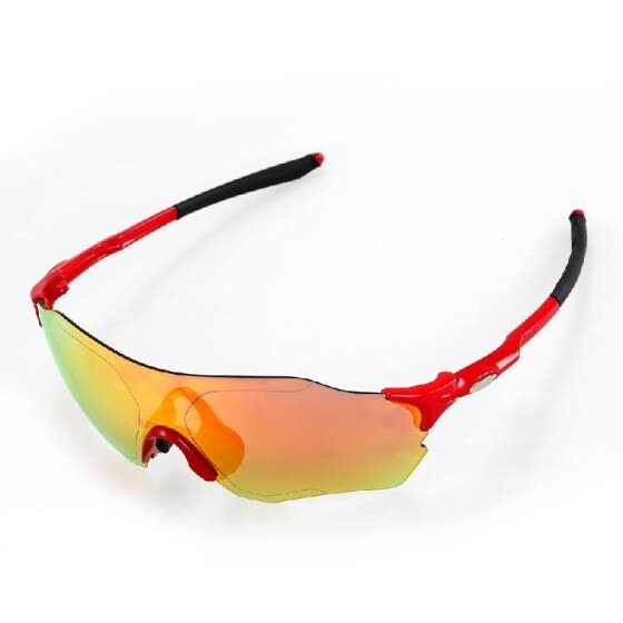 01e756c29e Sports Cycling Glasses Bike Sports Sunglasses UV Protective Lens for  Fishing Golfing Driving Running Eyewear
