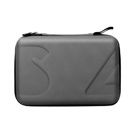 Portable Protective Standard Carrying Case Bag Storage Box Scratch-proof Handbag with Zipper for OSMO Action Camera and Accessorie