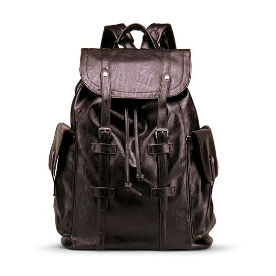 Backpack Men's Backpack Casual Fashion Trend Travel Outdoor Lightweight Personality Computer Large Capacity Schoolbag University