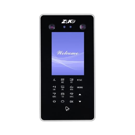Shop ZK-FA30 Time Attendance Facial Recognition Password