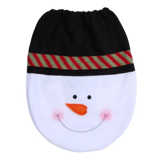 Pleasing Shop 3 Style Choice 1 Pcs Snowman Toilet Seat Cover Toilet Pabps2019 Chair Design Images Pabps2019Com