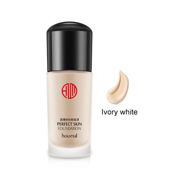 Foundation Cream Makeup Finish Matte Makeup Liquid Concealer Waterproof Cosmetics Pure Natural Foundation