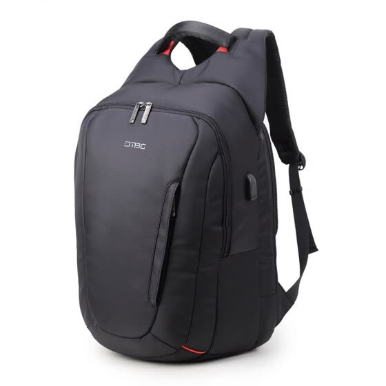 DTBG backpack men's backpack large capacity leisure business travel laptop bag student bag USb charging bag 8205