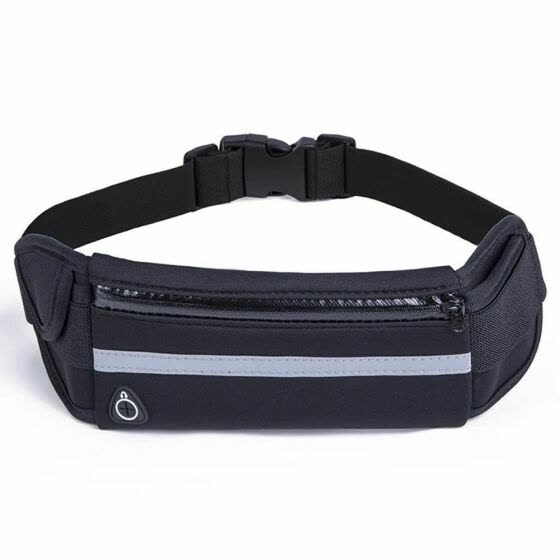 New Style Women Waist Packs Unisex Waist Belt Pack Bag Phone Pouch For Outdoor Sport Jogging Zipper Running Cycling Fashion 2019