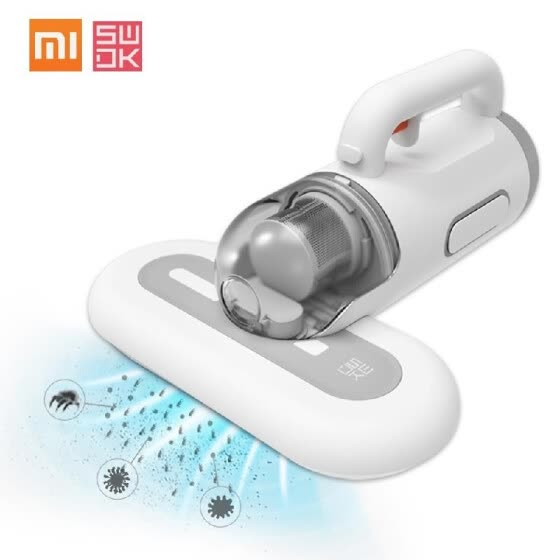 Xiaomi SWDK Mites Dust Vacuum Cleaner Remover KC301 Handheld Controller Ultraviolet Health Care 12000Pa 450W
