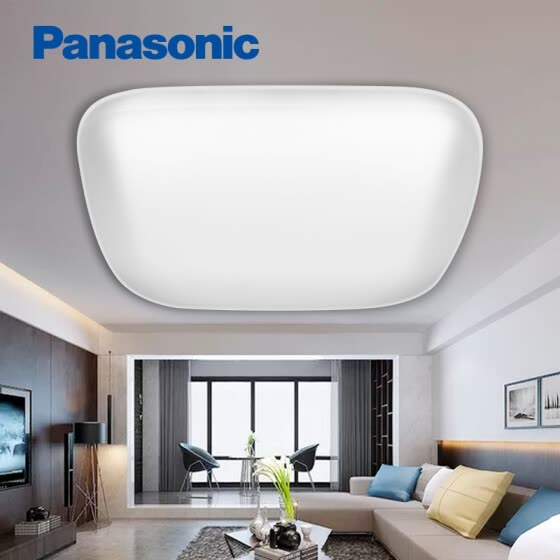Shop Panasonic Led Ceiling Light Remote Control Dimming Color Modern Minimalist Living Room Lamp Bedroom Light Lamp Lighting 21w Hhxz2062 Square Online From Best Ceiling Lights On Jd Com Global Site Joybuy Com