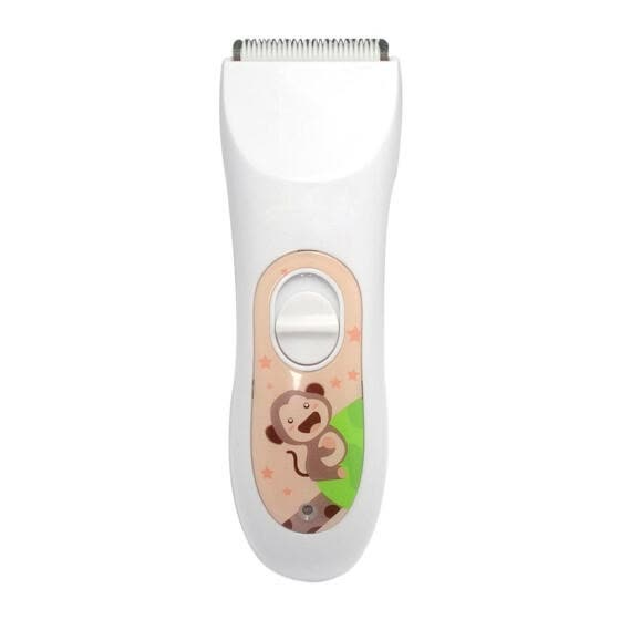 Professional USB Rechargeable Waterproof Baby Electric Hair Haircut Clipper
