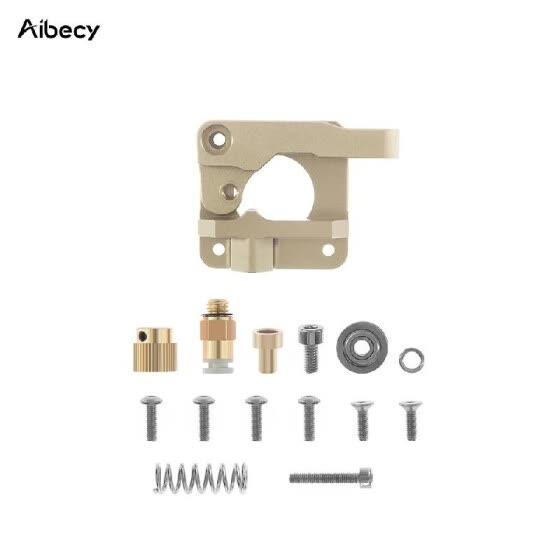 Shop Aibecy MK8 Extruder Upgraded Replacement Metal Block