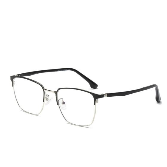 YOOSKE Photochromic Eyeglasses Men Anti Blue Light Blocking Glasses Men Optical Frames Anti-fatigue Computer Gaming Eyewear