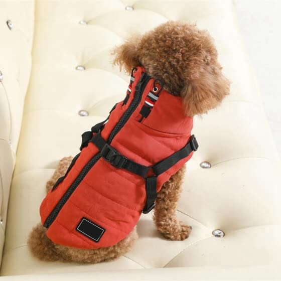 sale lowest price coupon code Shop Pet Dogs Coat Clothes Winter Warm Dog Clothing Clothes ...