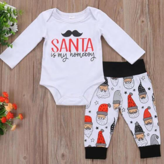 US Newborn Baby Boy Clothes Romper Bodysuit Playsuit Camo Pants Hat Outfits Set